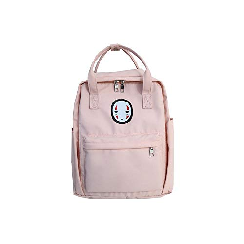 Waterproof Nylon Backpack Solid Color Simple Women's Backpack