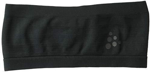 Craft WARM Comfort Headband Stirnband, Black, One Size