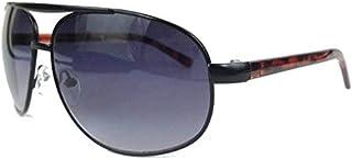 Timi Black With Shell Aviator Visor Sunglasses UVF400 Ages 4-10