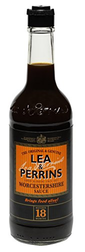 Lea & Perrins - Worcestershiresauce - 150ml