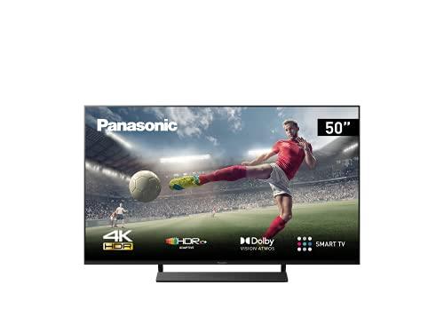 Panasonic TX-50JXW854 Fernseher (50 Zoll TV, HDR Bright Panel Plus, 4k ultra HD Smart TV) schwarz