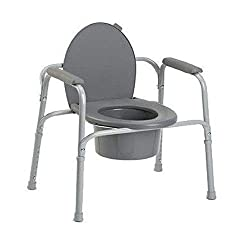 Bedside Commode Chairs Maintain Dignity, Independence and Privacy