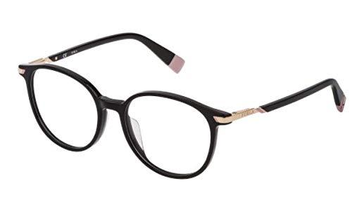 FURLA occhiali da vista VFU 299 0700 50/16/135 rotondo nero