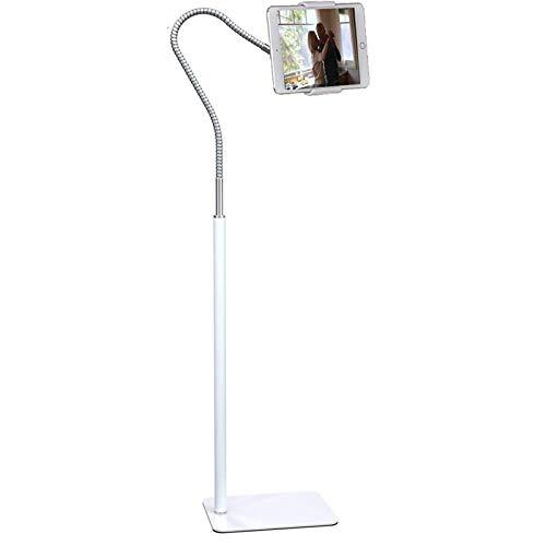 NessKa Universal 360° Verstellbar Handy Tablet Halter Bodenständer Notenständer eBook Bett Sofa Halterung Standfuß...