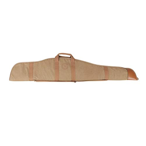 TOURBON Hunting Gun Carrying Bag 52' Soft Padded Scoped Rifle Case Slip