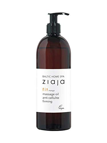 Ziaja Baltic Home Spa aceite de masaje reafirmante y anticelulítico 490ml