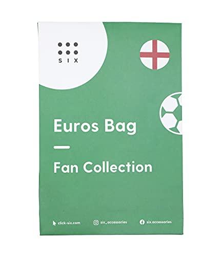SIX Football EM 388-369 - Bolsa de fútbol para aficionados del Campeonato de Europa 2021