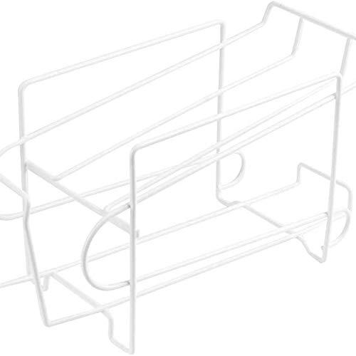 Double Layer Ijzer Doses Blikjeshouder Opslagplank Koelkast Plank Organisator Voor De Keuken