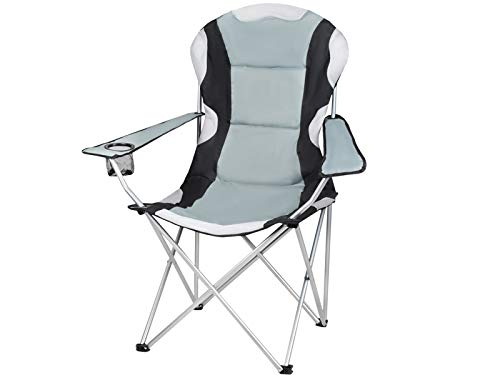 FOLDING SEAT DECK TRAVEL FISHING CAMPING FOLDABLE CHAIR 100kg weight restricti