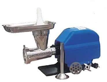 Garhe Picadora-embutidora eléctrica Nº22 Cabezal Inoxidable GR10 120 RPM