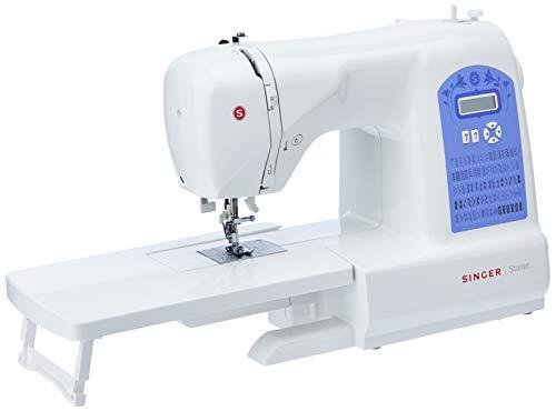 Máquina de Costura Eletrônica, Starlet 6680, 110v, Singer