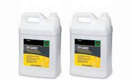 John Deere 2.5 Gallon HY-Gard Oil (Qty of 2) - TY22062