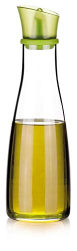Tescoma Vitamino Oliera, Vetro Borosilicato, Verde, 500 ml