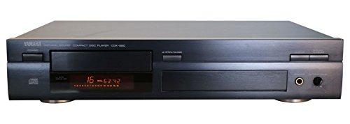 Yamaha CDX-880 CD Spieler in schwarz
