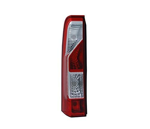 V-maxzone Vt1076l gauche arrière Queue de lumière rouge Blanc