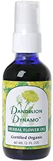 Flower Essence Services Dandelion Dynamo Oil, 2 Ounce