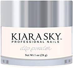 Kiara Sky Dip Powder. GLOW UP Long-Lasting and Lightweight Nail Dipping Powder. (1 Ounce)…