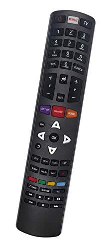 ALLIMITY RC311 FUI1 Fernbedienung Ersatz für Thomson TCL 4K TV U50S7806S U55C6916 U55S6806S U55S7906 U58S7806S 50UB6406 U49C6916 U50S6906 U50S7906 U55S6006 U55S6906 U55S8866S U65S7906