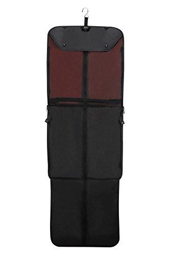 [サムソナイト]ガーメントバッグガーメントスリーブプロデラックス557cm0.8kgブラック