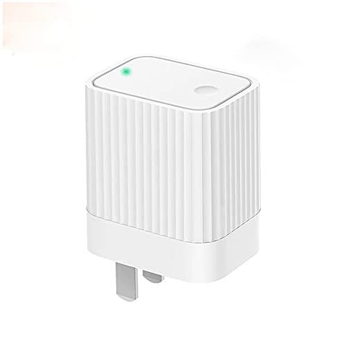 Qingping Smart Bluetooth Gateway,Wi-Fi IEEE Gateway Bridging Hub Remote Control Intelligent Linkage Door Lock Works with Mijia APP