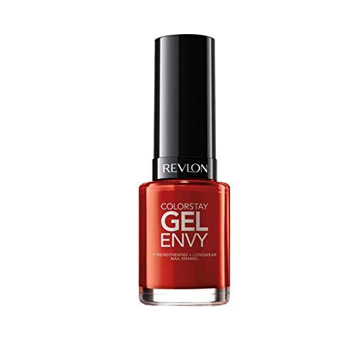 Revlon ColorStay Gel Envy Esmalte de Uñas de Larga Duración 11,7ml (All on Red)