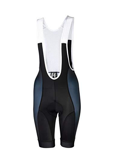 XLC Pantalon de Course pour Femme XS Noir/Bleu foncé