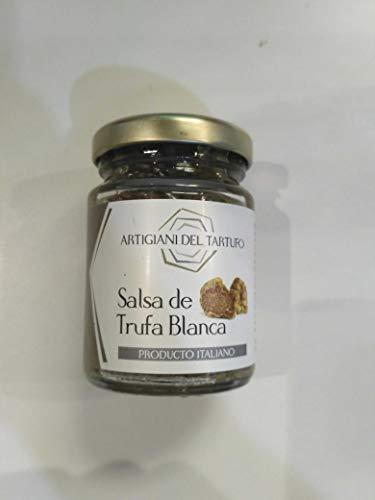 Artigiani del Tartufo- Salsa de Trufa Blanca- Producto Italiano - 90 g