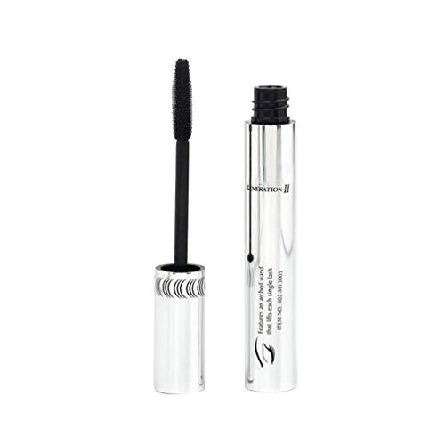 Lurrose Imperméable Mascara Fibre Lash Mascara Volume Extrême Cils pour Les Filles Dames Femmes Femmes (Noir)
