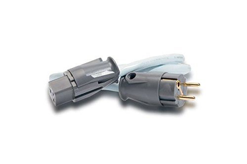Supra Cables LoRad 2.5 MK II CS-EU-16 Netzkabel, 2.00m