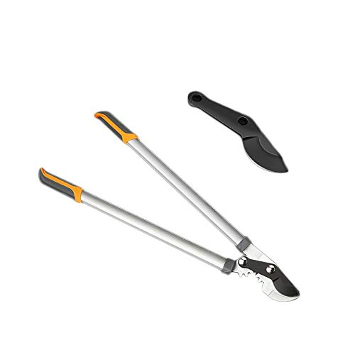 Great Deal! Haoyushangmao Hands in Long Garden Shears, Garden Trimmers for Trees, Hedges, Shrubs and...