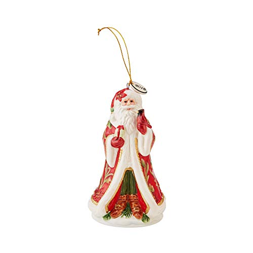 Fitz and Floyd Cardinal Collectible Christmas Ornament, 2018, Multicolored -  Lifetime Brands Inc., 49-763