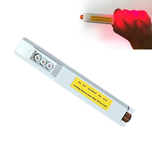 fall Buscador de Venas, Pantalla Vascular cargable de Mano, Luces de visualización Imaging Vein Finder, para hospitales o Uso de la clínica