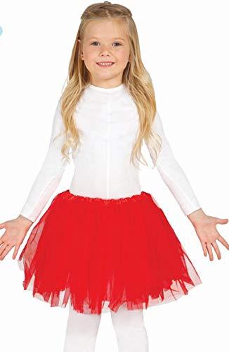 Children Christmas Ballet Dance Red Tutu
