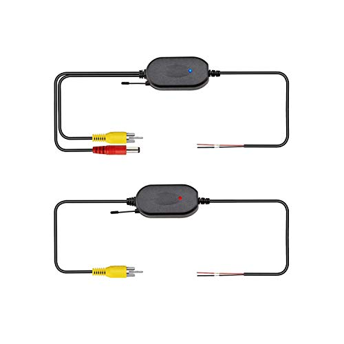 Esky 2.4G Wireless Color Video Transmitter and Receiver for Vehicle...