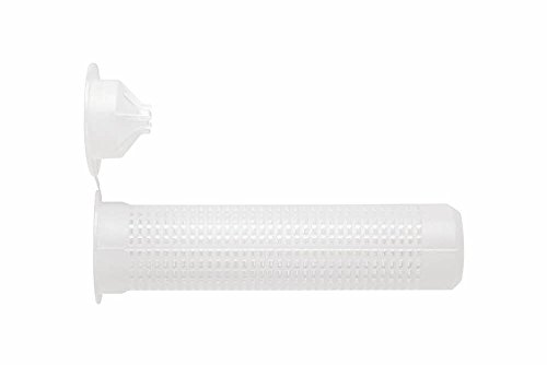 INDEX Fixing Systems MOTN12050 [MO-TN] Accesorios para cartuchos de mortero. Tamices de nylon (12 x 50), 12 x 50 mm, Set de 12 Piezas