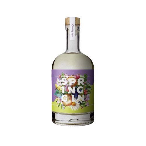 SPRING GIN BLOOMING GIN 500ml (42% vol) I Wajos Frühlings Gin