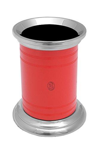El Casco Stifteköcher in rot