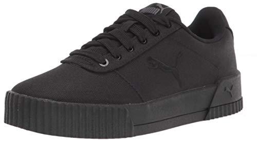 Puma Carina - Zapatillas deportivas para mujer, Negro (Negro), 37 EU