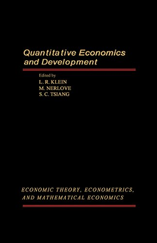 Quantitative Economics and Development: Essays in Memory of Ta-Chung Liu (English Edition)