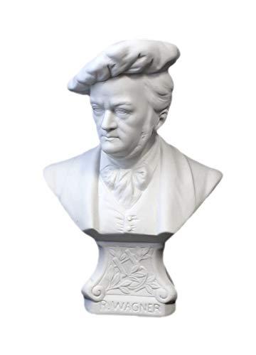 Kämmer Porzellanfigur Büste Richard Wagner groß