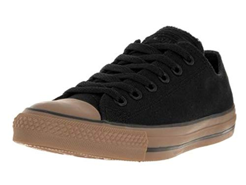 Converse Converse Chucks Taylor All Star Ox Lo Leather 132174 (Black) Schuhgröße EUR 42,5
