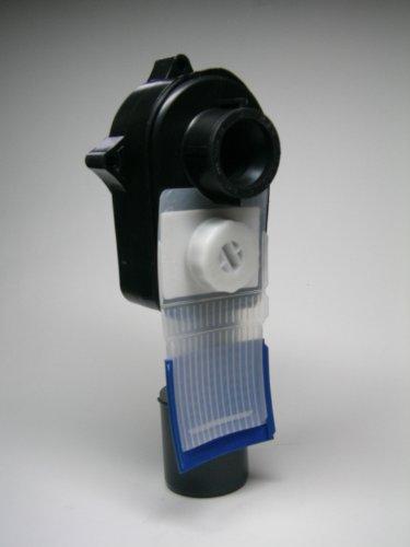 Haas PE-Raumspar-Wandeinbau-Siphon OHA 3500