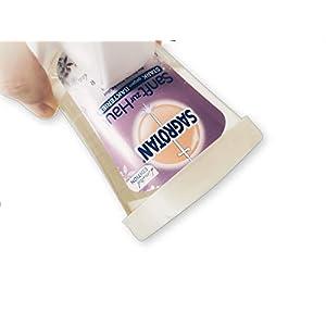 Deckel für Sagrotan No-touch Seifenspender refill cover, auslaufsicher, Nachfülldecke, viele Farben