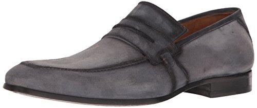 Mezlan Men's ULPIO Loafer, Light Grey, 130 M US
