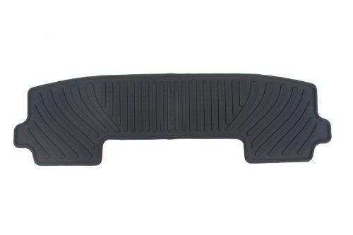 TOYOTA Genuine Accessories Rear All-Weather Floor Mat - (Black)