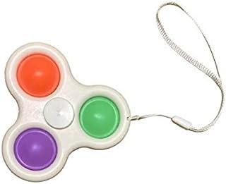 Pop Its Fidget Spinner Toy New Shape