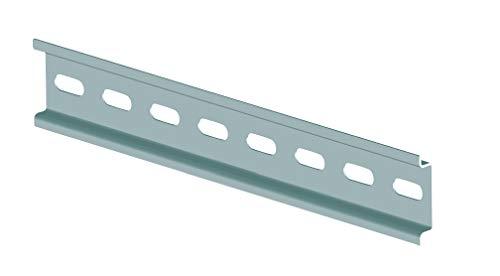 apra norm Hutschiene Typ TS 35/7,5; Stahl, verzinkt, Länge 600mm, 1 Stück