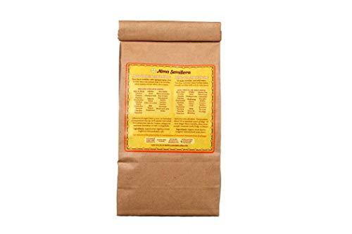 ALMA SEMILLERA White Corn Masa Harina (1lb) - Organic...