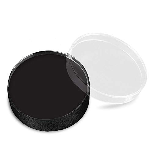 mehron Color Cups Face and Body Paint - Black