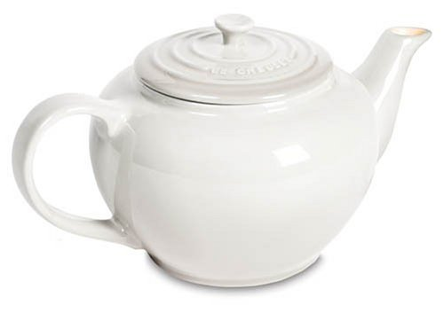 Bule de Chá, 950 Ml, Le Creuset, 91010038, Branco